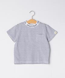ミジンボーダーTシャツ