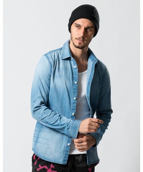 新素材新作 dungaree shirt(シャツ/ブラウス)|wjk(ダヴルジェイケイ)のファッション通販, SHINIL:98270acf --- fahrservice-fischer.de