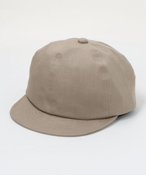 <NINE TAILOR> LYMNGTN CAP LIN/キャップ