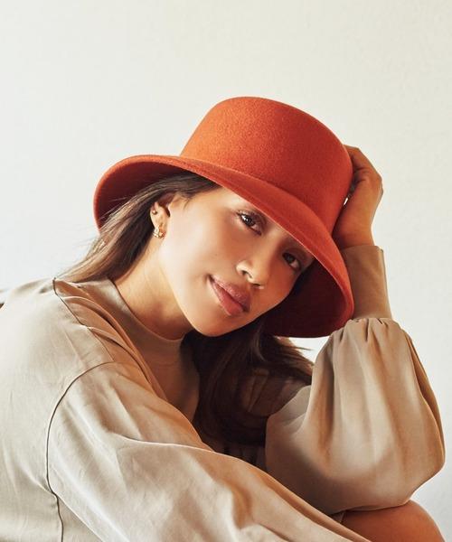 Marie Miller BUCKET HAT (マリーミラー バケットハット)(3colors)(M40)