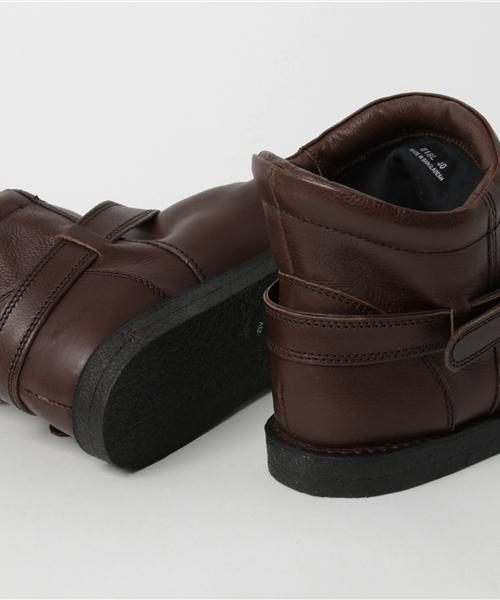 BICASH(ビカーシ)の「【BICASH/ビカーシ】エンジニアショートブーツ/#018L(ブーツ)」|詳細画像