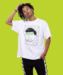 【XXXY TOKYO】BOX LOGO Tee チョロ松(Tシャツ/カットソー)