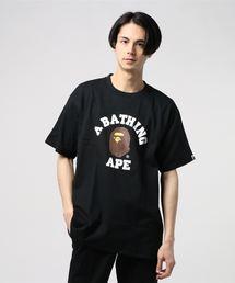 A BATHING APE(アベイシングエイプ)のCOLLEGE TEE M(Tシャツ/カットソー)