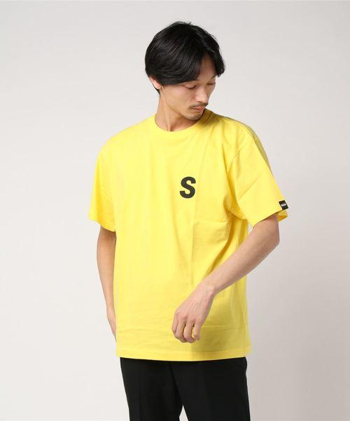 "【SWAGGER】""S""LOGO TEE"