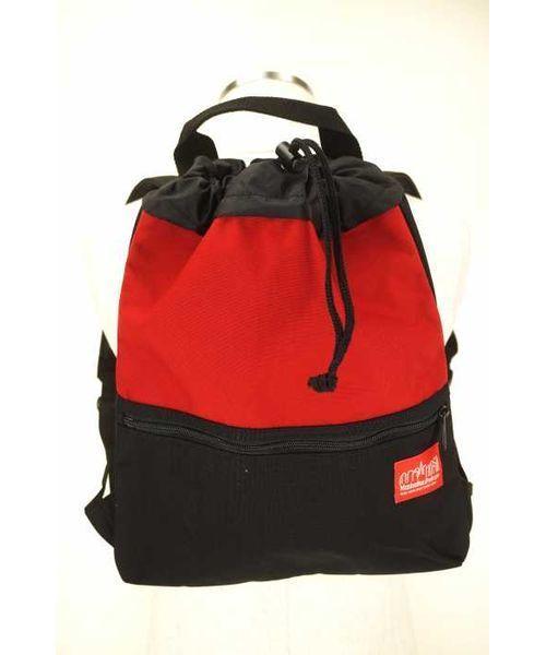 7017c2175cc0 Manhattan Portage(マンハッタンポーテージ)の古着「Paramount Backpack リュック ナップサック バックパック(