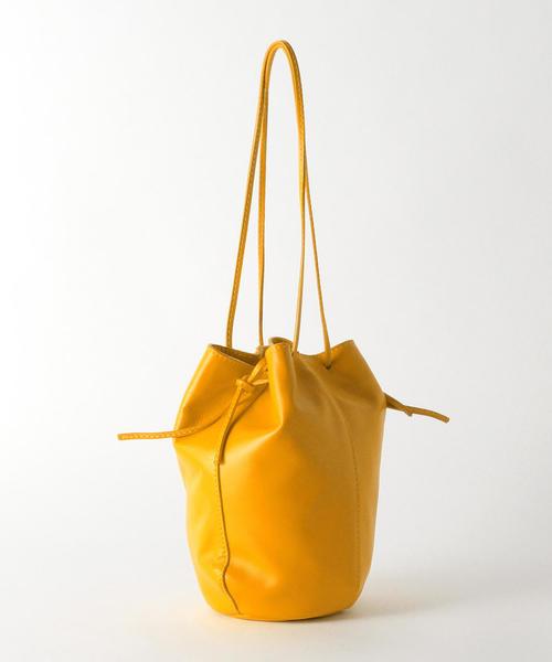 ○[ア・ラ・マルヴァ]A.la Malva CFC 巾着 MINI バッグ