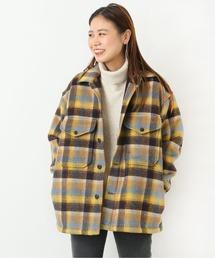 PENDLETON(ペンドルトン)の【PENDLETON/ペンドルトン】CPO シャツジャケット DOUBLE CLOTH◆(ブルゾン)