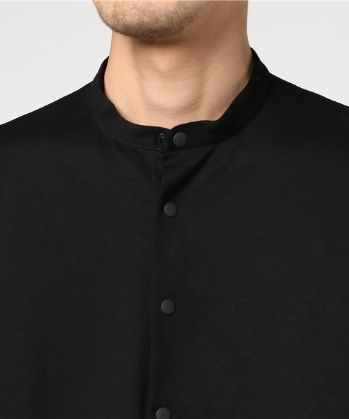 BEST PACK / ベストパック P/O Shirt / プルオーバーシャツ PONTE / ポンチ