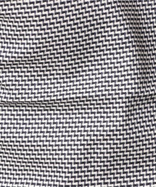 スタンドカラードビーシャツ