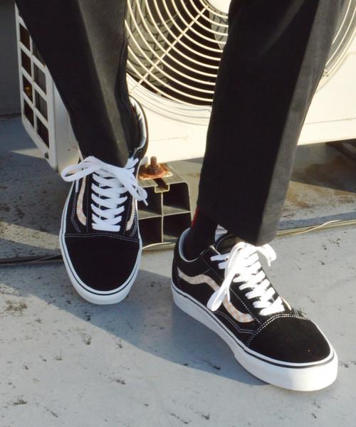 VANS,VANS/ヴァンズUa Old Skool Sidestripe
