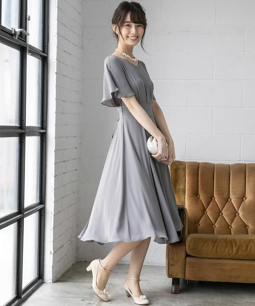 売上実績NO.1 forma,フォルムバックプリーツフレアワンピース(ドレス)|form forma(フォルムフォルマ)のファッション通販, 佐賀県有田町:4dce0212 --- blog.buypower.ng