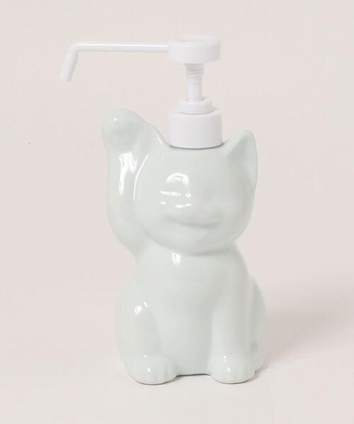 【 maneki / マネキ 】 ハンドディスペンサー 招き猫 SIT・・