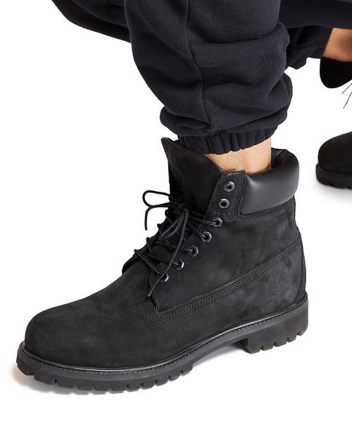 最新作 【定番】メンズ 6インチ プレミアム ウォータープルーフ - ブーツ プレミアム - ブーツ ブラック(ブーツ)|Timberland(ティンバーランド)のファッション通販, ミサトマチ:c6983f0d --- fahrservice-fischer.de