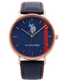 【U.S. POLO ASSN.】ユーエスポロアッスン バイカラーウォッチ(腕時計)