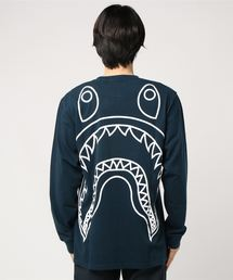 BIG SHARK VINTAGE L/S TEE M(Tシャツ/カットソー)