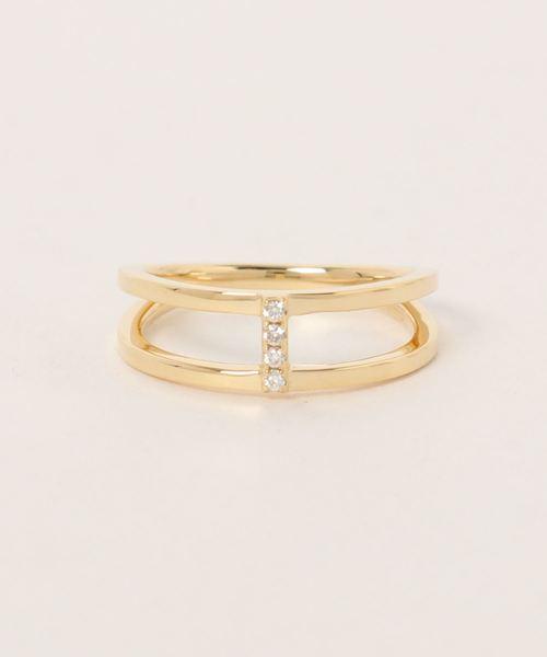 【2019春夏新色】 K18YG ete ダイヤモンド ダイヤモンド リング「ピンキー」(リング)|ete bijoux(エテビジュー)のファッション通販, PEACE.CLOTHING:83b5feb6 --- blog.buypower.ng