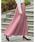 Re:EDIT(リエディ)の「ロング丈ジョーゼットプリーツスカート(スカート)」|ラベンダー