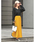 Re:EDIT(リエディ)の「ロング丈ジョーゼットプリーツスカート(スカート)」 詳細画像