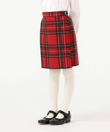 SHIPS(シップス)のO'NEIL OF DUBLIN:ウール キルト スカート(100〜130cm)(スカート)