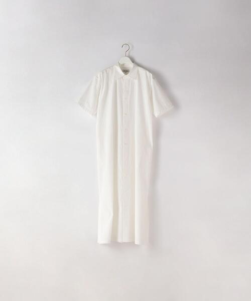 <Steven Alan>∴COTTON SHIRT DRESS/ワンピース ◆