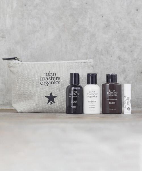 【CONVERSE TOKYO × john masters organics】コラボコフレ