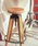 journal standard Furniture (ジャーナルスタンダードファニチャー)の「CHINON HIGH STOOL ^(家具)」|その他