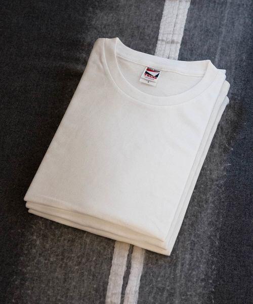 【3 매세트】헤비 웨이트 T셔츠|TRUSS(truss)