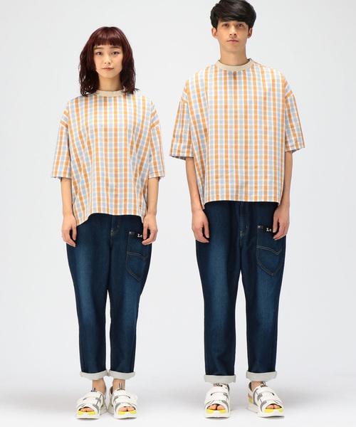 スプリットシャツ