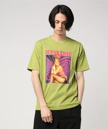 HYS BUNNY Tシャツグリーン