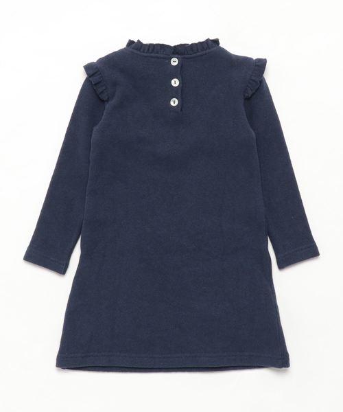 charabia/シャラビア 長袖ワンピース ガールズ(Long Sleeved Dress)(90cm~140cm相当)