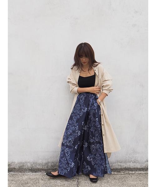 新到着 【セール】ボタニカルペイズリー柄パンツ(パンツ) TOKYO,エトレ ETRE TOKYO(エトレトウキョウ)のファッション通販, フィッシングサンイン:b60119dd --- theothermecoaching.com
