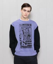 <C.E>MD INTERMEZZO CREW NECK LONG SLEEVE T-SHIRT/Tシャツ.
