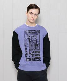 <C.E>MD INTERMEZZO CREW NECK LONG SLEEVE T-SHIRT/Tシャツ.