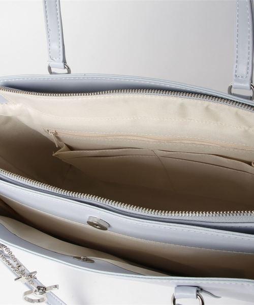 CECIL McBEE(セシルマクビー)の「【CECIL McBEE/セシルマクビー】トートバッグ A4対応モデル(トートバッグ)」|詳細画像