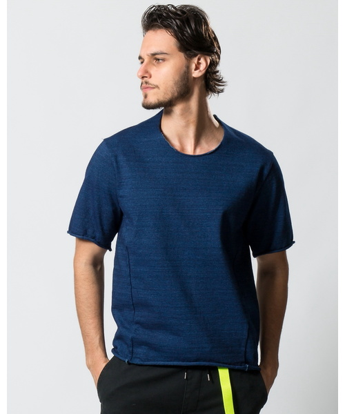 素敵な deni-jersey cut&sewn(Tシャツ/カットソー)|wjk(ダヴルジェイケイ)のファッション通販, 【メーカー公式ショップ】:4f60a546 --- fahrservice-fischer.de