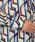 NARACAMICIE(ナラカミーチェ)の「《セットアップ対応》クラシックキカ柄ボウタイ長袖ブラウス(シャツ/ブラウス)」|詳細画像