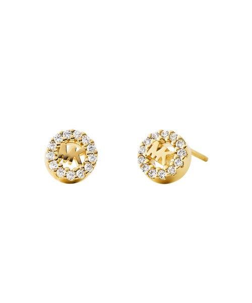 STUD EARRINGS PIERCE MKC1033AN710