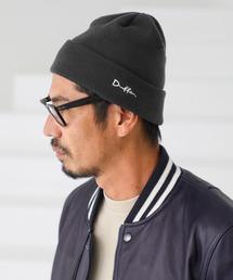 The DUFFER of ST.GEORGE(ザダファーオブセントジョージ)のBASIC KNIT CAP:日本製 定番ニットキャップ(ニットキャップ/ビーニー)