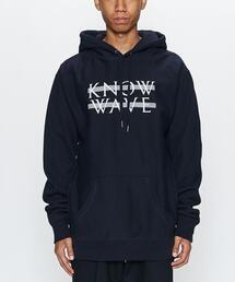 <Know Wave> LOGO HOODIE/パーカー