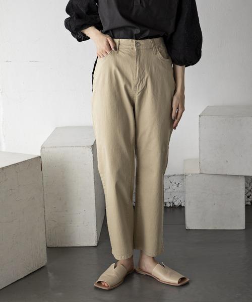 straight pants