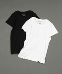 apart by lowrys | Hanes/2PパックTEE 736903 (Tシャツ・カットソー)