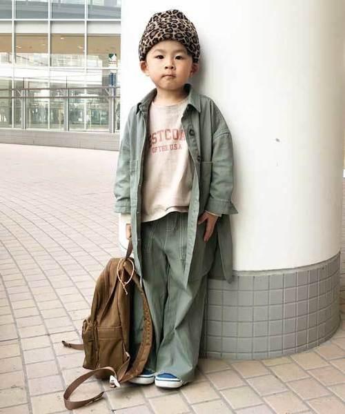 57fba2b86eb1b CIAOPANIC TYPY(チャオパニックティピー)の「 ママとおそろい BIGシャツ