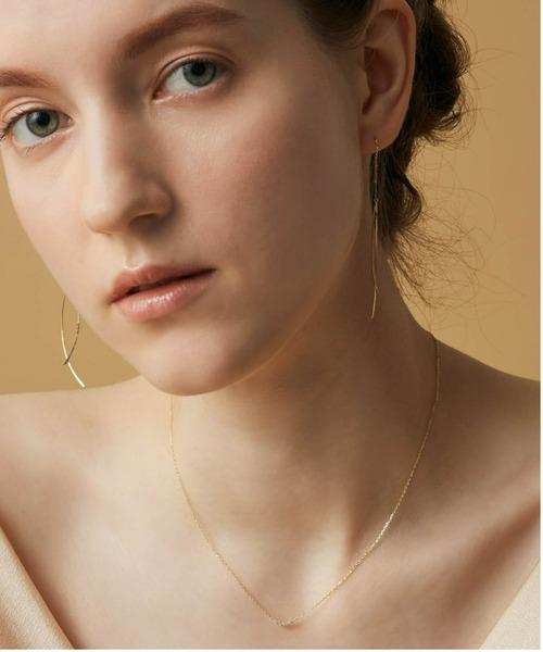 【正規通販】 K10ピアス(ピアス(両耳用))|agete(アガット)のファッション通販, 株式会社カノン:a3897934 --- ulasuga-guggen.de