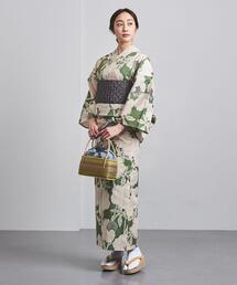 【別注】<KAGUWA(かぐわ)>アオイ 浴衣