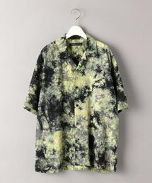 <08sircus>タイダイプリントショートスリーブシャツ