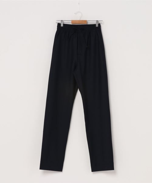 Band of Outsiders(バンドオブアウトサイダーズ)の「【W】【it】【BAND OF OUTSIDERS】FORMAL DRAWSBOTRING BOTROUSERS(パンツ)」|ネイビー