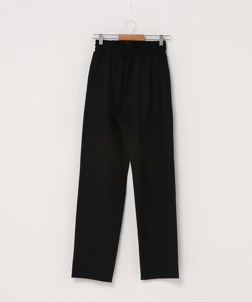 Band of Outsiders(バンドオブアウトサイダーズ)の「【W】【it】【BAND OF OUTSIDERS】FORMAL DRAWSBOTRING BOTROUSERS(パンツ)」|ブラック