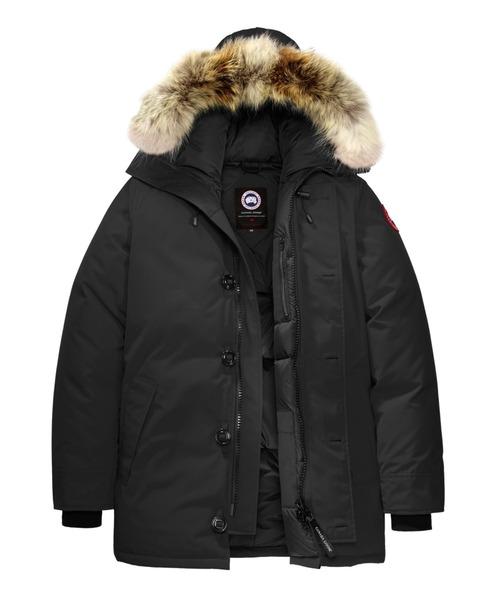 CANADA GOOSE(カナダグース)の「CG Chateau Parka FF(ダウンジャケット/コート)」|ブラック