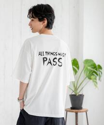 FreeSpeech(フリースピーチ)別注レタードTシャツ