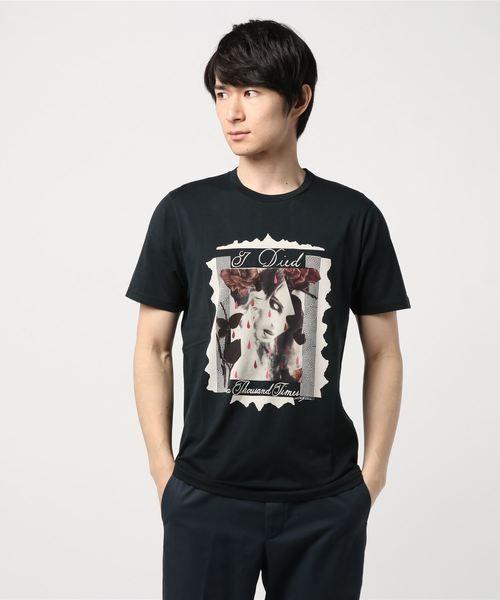 NIAGARA/I DIED A THOUSAND TIMES pt Tシャツ